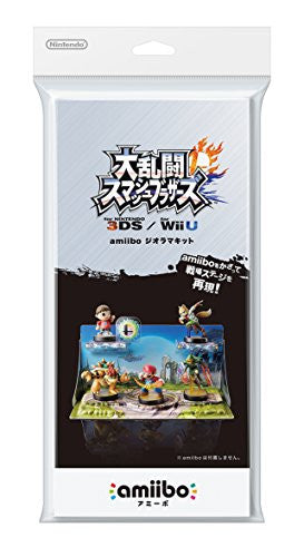 Image 2 for amiibo Diorama Kit - Super Smash Bros.