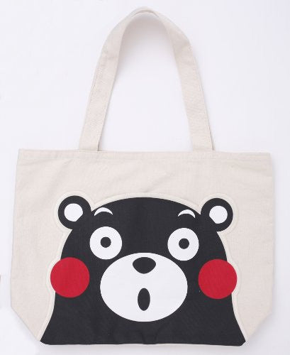 Image 2 for Kumamon Notebook W/Kumamon To Nyaa No Nakayoshi Tote Bag & Purse