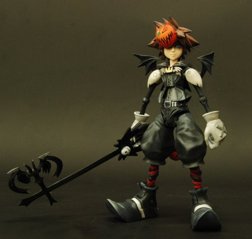 Image 2 for Kingdom Hearts - Sora - Play Arts - Kingdom Hearts Play Arts Vol.2 - no.4 - Halloween Town (Kotobukiya, Square Enix)