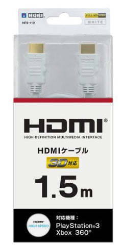 Image for HDMI Cable 1.5M (White)