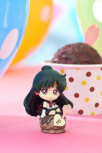 Image 4 for Petit Chara Land Bishoujo Senshi Sailor Moon Ice Cream☆ Party Set