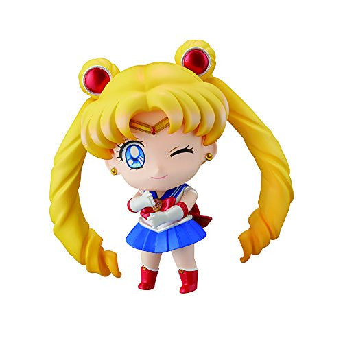 Image 12 for Bishoujo Senshi Sailor Moon - Luna - Sailor Moon - Petit Chara Deluxe! (MegaHouse)
