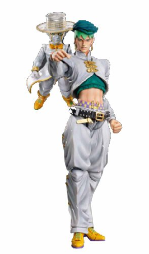 Image 1 for Diamond Is Not Crash - Jojo no Kimyou na Bouken - Heaven's Door - Kishibe Rohan - Super Action Statue #29 (Medicos Entertainment)