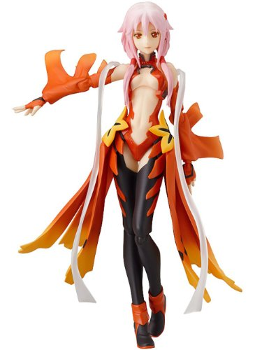 Image 1 for Guilty Crown - Fyu-Neru - Yuzuriha Inori - Figma #143 (Max Factory)