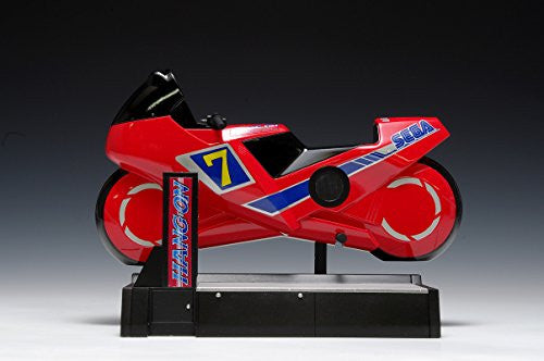 Image 3 for Hang-On - Memorial Game Collection Series WAVGM-016 - Hang-on Game Machine [Ride-on Type] - 1/12 (Wave)