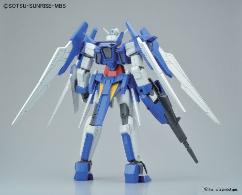 Image 2 for Kidou Senshi Gundam AGE - Gundam AGE-2 Normal - Mega Size Model - 1/48 (Bandai)