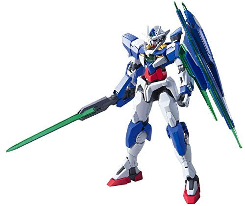 Image 2 for Gekijouban Kidou Senshi Gundam 00: A Wakening of the Trailblazer - GNT-0000 00 Qan[T] - HG00 #66 - 1/144 (Bandai)