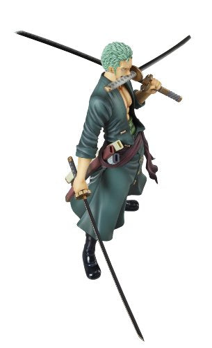 "Image 10 for One Piece - Roronoa Zoro - Excellent Model - Portrait Of Pirates ""Sailing Again"" - 1/8 - Timeskip ver. (MegaHouse)"