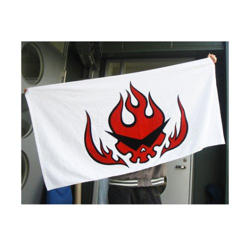 Image 2 for Tengen Toppa Gurren-Lagann - Towel - Gurren Lagann the Movie Gurren-dan Flag big Towel (Cospa)