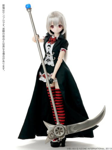 Luluna - Azone Original Doll - Black Raven - 1/3 - Moonlit Raven, The Beginning of the End (Azone)