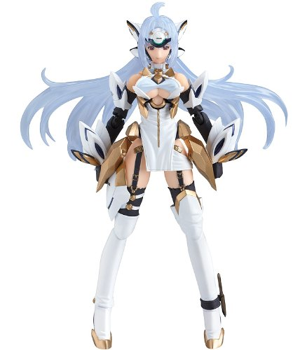Image 1 for Xenosaga Episode III: Also sprach Zarathustra - KOS-MOS - Figma #095 - Ver. 4 (Max Factory)