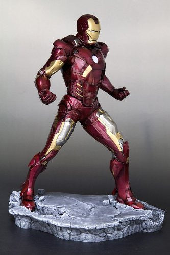 Image 3 for The Avengers - Iron Man Mark VII - ARTFX Statue - 1/6 (Kotobukiya)