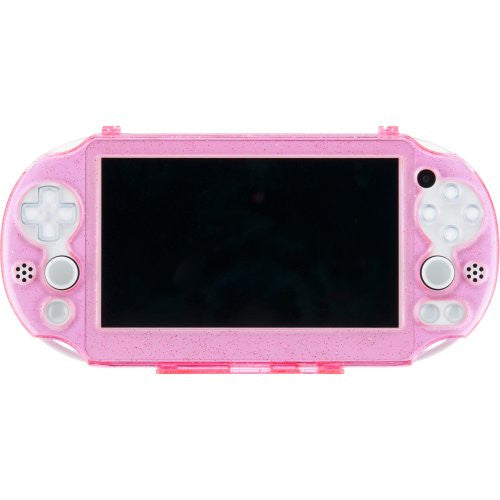 Image 7 for KiraKira Case for PlayStation Vita Slim (Yumemiru Pink)