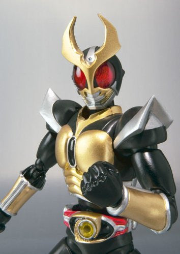 Image 4 for Kamen Rider Agito - Kamen Rider Agito Ground Form - S.H.Figuarts - 1/12 (Bandai)