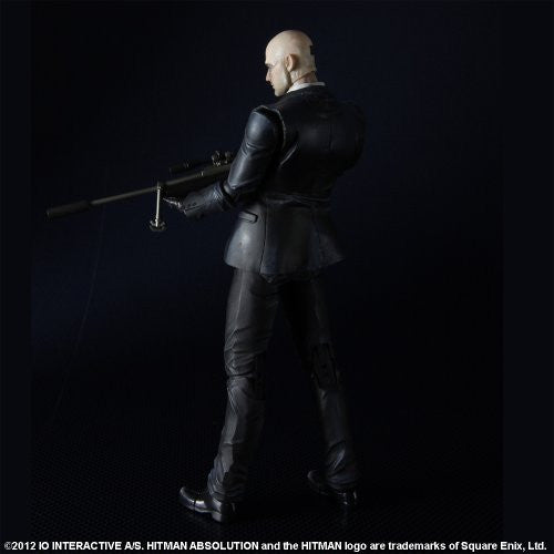 Image 3 for Hitman: Absolution - Agent 47 - Play Arts Kai (Square Enix)