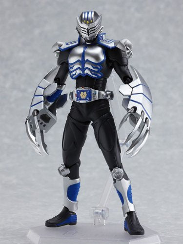 Image 2 for Kamen Rider Dragon Knight - Kamen Rider Axe - Figma #SP-028 (Max Factory)