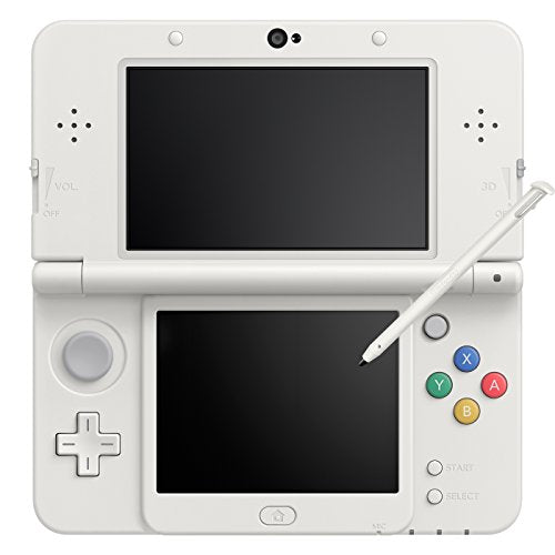 NEW NINTENDO 3DS (White)