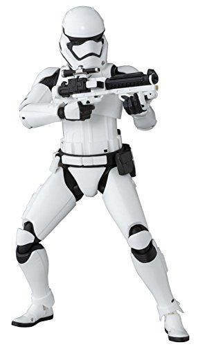 Image 1 for Star Wars - Star Wars: The Force Awakens - First Order Stormtrooper - S.H.Figuarts (Bandai)