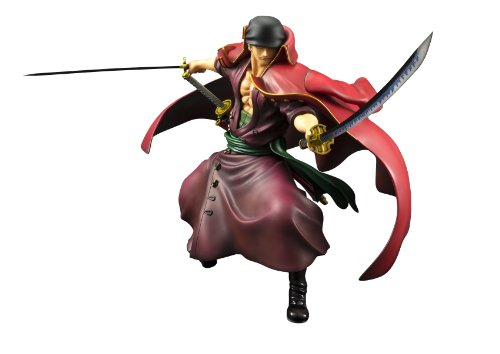 "Image 1 for One Piece Film Z - Roronoa Zoro - Excellent Model - Portrait Of Pirates ""Edition-Z"" - 1/8 (MegaHouse)"