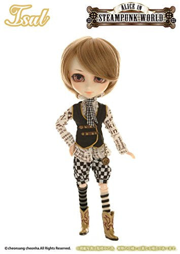 Image 8 for Isul I-934 - Pullip (Line) - White Rabbit - 1/6 - Alice In Steampunk World (Groove)
