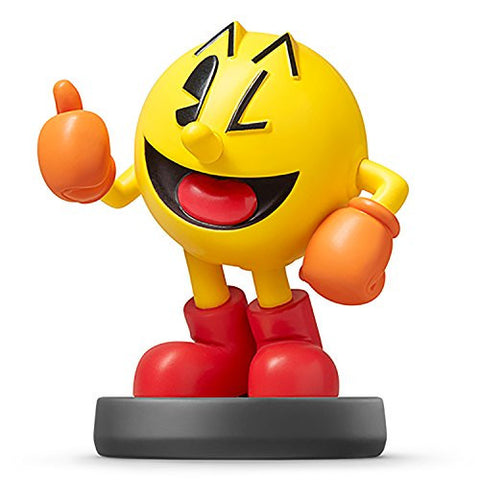 Image for amiibo Super Smash Bros. Series Figure (Pac-Man)