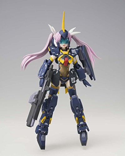 Image 6 for Kidou Senshi Z Gundam - RX-178 Gundam Mk-II - RMS-154 Barzam - A.G.P. - MS Girl - Titans Specification (Bandai)
