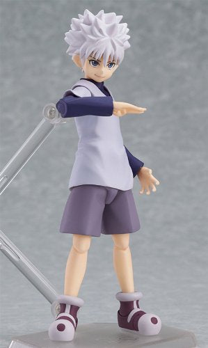 Image 4 for Hunter x Hunter - Killua Zoldyck - Figma #182 (Max Factory)