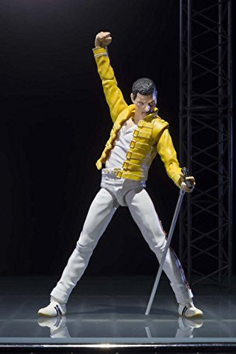 Image 5 for Queen - Freddie Mercury - S.H.Figuarts - Live at Wembley Stadium (Bandai)