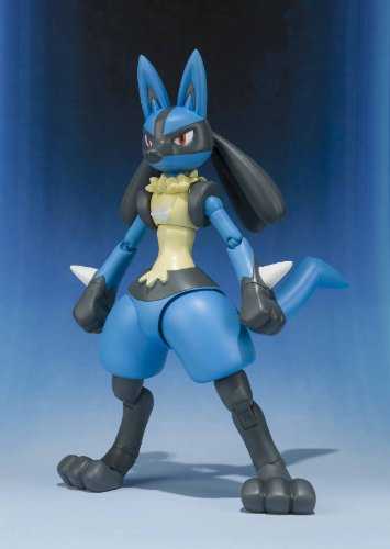 Image 2 for Pocket Monsters - Lucario - S.H.Figuarts (Bandai)