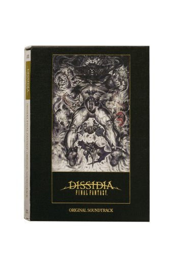 Image 5 for DISSIDIA FINAL FANTASY ORIGINAL SOUNDTRACK [Limited Edition]