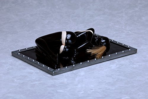 Image 4 for Original Character - Shungo Yazawa Original Figure Series - Rubber Bindless - 1/6 - Black ver. (Blackberry)