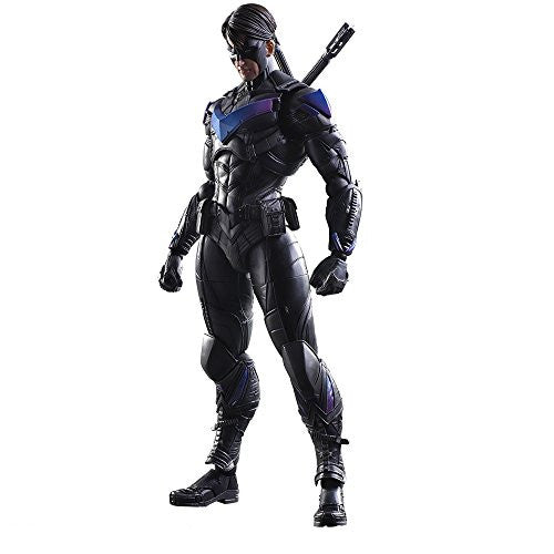 Image 1 for Batman: Arkham Knight - Nightwing - Play Arts Kai (Square Enix)