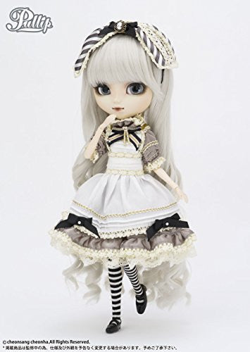 Image 4 for Pullip P-129 - Pullip (Line) - Classical Alice - 1/6 - Sepia Version (Groove)