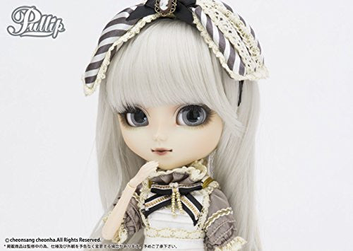 Image 9 for Pullip P-129 - Pullip (Line) - Classical Alice - 1/6 - Sepia Version (Groove)
