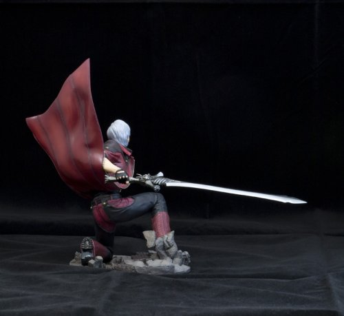 Image 4 for Devil May Cry 4 - Dante Sparda - ARTFX Statue - 1/6 (Kotobukiya)