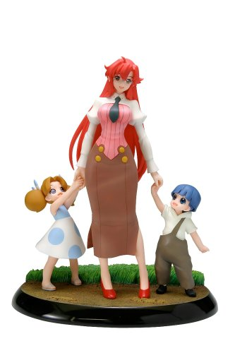 Image 1 for Tengen Toppa Gurren-Lagann - Yomako Sensei - Dream Tech - 1/8 - With Nakimu and Maosha (Wave)