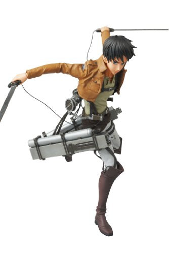 Image 2 for Shingeki no Kyojin - Eren Yeager - Real Action Heroes #668 - 1/6 (Medicom Toy)
