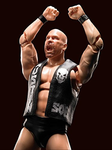 Image 6 for WWE - Stone Cold Steve Austin - S.H.Figuarts (Bandai)