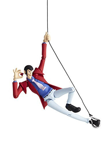 Image 1 for Lupin III - Lupin the 3rd - Legacy of Revoltech LR-025 - Revoltech No.097 (Kaiyodo)