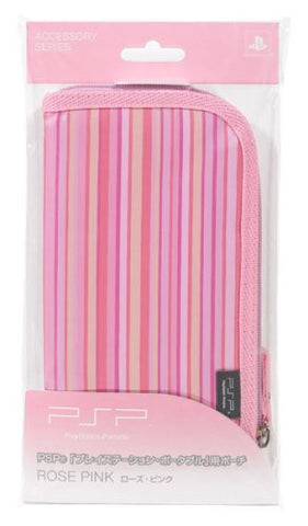 Image for New Style PSP Pouch (Rose Pink)