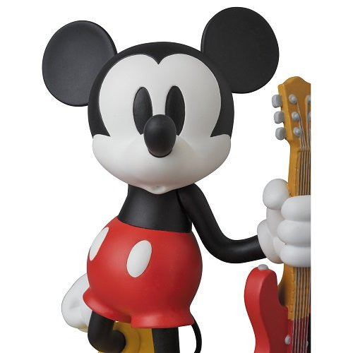 Image 2 for Disney - Mickey Mouse - Vinyl Collectible Dolls No.251 - Guitar Ver. (Medicom Toy, Number (N)ine)
