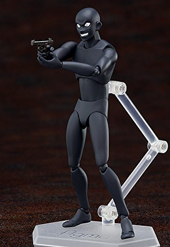 Image 7 for Meitantei Conan - Culprit - Figma #SP-058 (FREEing)