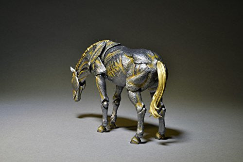 Image 9 for KT Project KT-007 - Revoltech - Horse - Iron Rust (Kaiyodo)