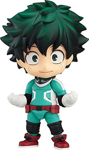 Image for Boku no Hero Academia - Midoriya Izuku - Nendoroid - Heroes Edition (Tomytec, Good Smile Company)