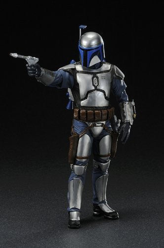Image 5 for Star Wars - Jango Fett - ARTFX+ - 1/10 - Attack of the Clones (Kotobukiya)