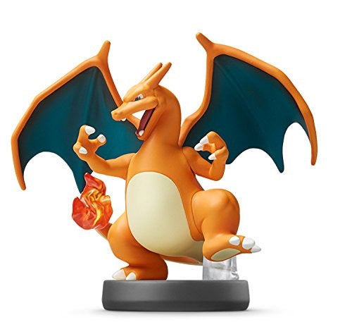 Image 1 for amiibo Super Smash Bros. Series Figure (Charizard)