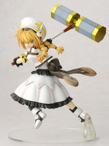 Image 3 for Mahou Shoujo Lyrical Nanoha StrikerS - Vita - 1/7 - Unison Ver. (Alter)