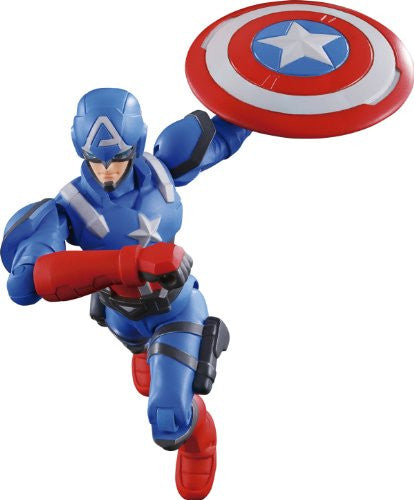 Image 2 for Disk Wars: Avengers - Captain America - Hyper Motions (Bandai)