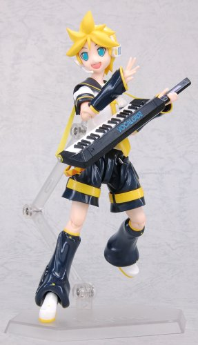 Image 5 for Vocaloid - Kagamine Len - Figma #020 (Max Factory)