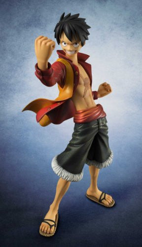 "Image 3 for One Piece Film Z - Monkey D. Luffy - Excellent Model - Portrait Of Pirates ""Edition-Z"" - 1/8 (MegaHouse)"